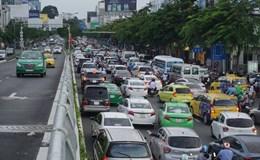 Lại kẹt xe nghiêm trọng ở sân bay Tân Sơn Nhất do sự cố giao thông