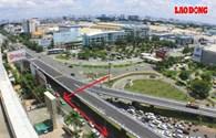 Mở thêm lối thoát giảm kẹt xe cho sân bay Tân Sơn Nhất