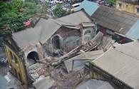 Bộ Xây dựng yêu cầu rà soát các công trình có dấu hiệu nguy hiểm trên cả nước
