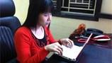 Hoan Hô: Tấm gương người phụ nữ khiếm thị giàu nghị lực