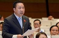 Đại biểu QH chất vấn Bộ trưởng Bộ Nội vụ về vấn đề báo Lao Động phản ánh