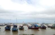 Tàu thuyền tắc đường ra biển