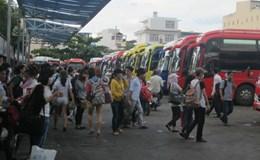 Tình hình đi lại dịp lễ 30.4 tại TP.Hồ Chí Minh: Xe đò tăng giá đến 40%, tàu lửa giảm giá