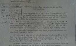 UBND tỉnh Ninh Thuận yêu cầu kiểm tra phản ánh của Báo Lao Động