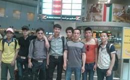 """Hồi âm: Bài """"10 lao động Việt Nam tại  Kuwait  kêu cứu"""": 8 lao động đã nhận đầy đủ lương và được về nước"""