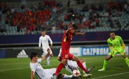 1 điểm lịch sử của bóng đá Việt Nam