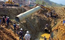 Ông Phí Thái Bình bị đề nghị khởi tố: Tiết lộ bất ngờ về đường ống nước sạch 19 lần vỡ của Vinaconex