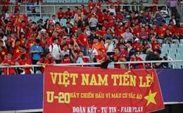 Những cổ động viên tại giải U20 thế giới: Nỗi niềm người lao động Việt ở xứ Hàn