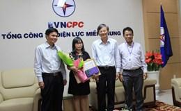 Trần Thị Anh - bông hoa khiêm nhường ngành điện lực Đà Nẵng