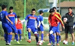 Cầu thủ U20 Việt Nam và sân chơi V.League
