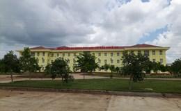 """Dự án Bệnh viện ĐK khu vực Tây Bắc Nghệ An: Tiến độ """"rùa"""", băn khoăn về chất lượng công trình"""