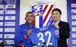Sao Châu Âu vỡ mộng với bóng đá Trung Quốc