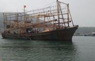 Tàu đóng mới theo Nghị định 67 ở Thanh Hóa: 9 chuyến ra khơi, 9 chuyến hỏng