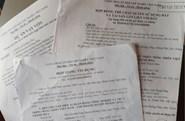 Đóng tàu 67, Ngân hàng NNPTNT Thanh Hóa: Giữ sổ đỏ của ngư dân, báo cáo sai sự thật