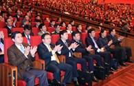 Chốt số lượng 180 ủy viên BCH TƯ chính thức và 20 ủy viên dự khuyết