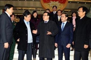 Các Ủy viên Bộ Chính trị không được Trung ương giới thiệu xin rút đề cử