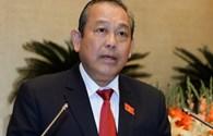 Tân Phó Thủ tướng Trương Hòa Bình: Người tạo nên những thay đổi bước ngoặt trong cải cách tư pháp
