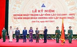 Lào Cai cần phấn đấu trở thành tỉnh phát triển của khu vực Tây Bắc