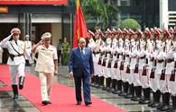 Thủ tướng: Cảnh sát nhân dân không bỏ lọt tội phạm, không để oan sai
