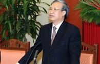 Phân công đồng chí Trần Quốc Vượng tham gia Thường trực Ban Bí thư trong thời gian đồng chí Đinh Thế Huynh điều trị bệnh