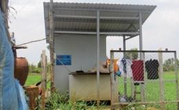 Sửa chữa công trình trồng rau an toàn tiền tỉ bỏ hoang gây lãng phí