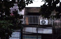 TPHCM: Cháy căn hộ chung cư, dân nháo nhào bỏ chạy thoát thân