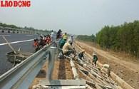 Tất bật hoàn thiện đường cao tốc Long Thành – Dầu Giây trước ngày thông xe