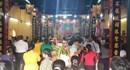 Bình Dương: Hàng nghìn người đến chùa Bà Thiên Hậu trước lễ chính thức