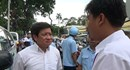 Phó chủ tịch Hải: Rất thương anh em taxi nhưng không thể ngoại lệ được
