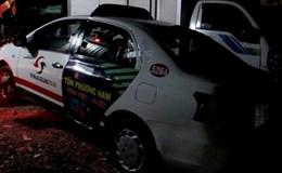 Tạm giữ một phụ nữ nghi đánh thuốc mê tài xế taxi