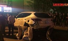 Xe gây tai nạn liên hoàn tại quận 12 vừa đăng kiểm được 5 ngày