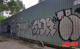 """Đừng bôi bẩn phố phường bằng những bức vẽ """"vô ý nghĩa"""""""