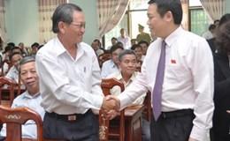 Ông Vương Đình Huệ đề nghị sớm giải quyết thỏa đáng kiến nghị của cử tri
