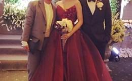 """Đinh Ngọc Diệp và Victor Vũ là ai khi có đám cưới """"rình rang""""?"""