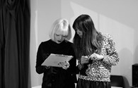 """Chân dài thế giới đua nhau casting show """"Devon London"""" của NTK Việt tại Paris"""