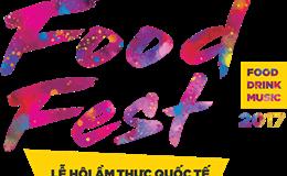 Thưởng thức hơn 1.000 món ăn tại Lễ hội Ẩm thực Quốc tế Food Fest 2017