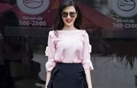 Hoa hậu Thu Thủy tiết lộ bí quyết dáng đẹp