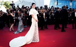Sao Việt lộng lẫy trên thảm đỏ khai mạc LHP Cannes 2017