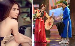 Ngọc Trinh chua chát khi bị gọi là gái bao; Phi Thanh Vân hát dân ca khiến Việt Hương toát mồ hôi