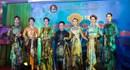 Việt Trinh cùng sao Việt dự buổi trao tặng hiện vật cho Bảo tàng Phụ nữ Nam Bộ
