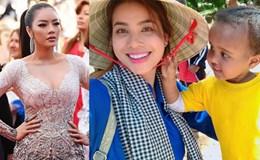 Phạm Hương bị trách không nhường nón; Lý Nhã Kỳ bị mạo danh tại Cannes