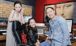 Tóc Tiên thức trắng đêm để luyện tập cho show Thu Minh