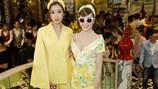 Hoa hậu Sella Trương xinh đẹp diện thời trang thập niên 70