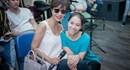Thu Minh mướt mồ hôi cùng danh ca Khánh Hà tập liveshow