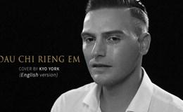 Kyo York cover ca khúc của Mỹ Tâm đạt 500 nghìn view chỉ trong 1 ngày