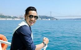 MC Nguyên Khang chia sẻ hành trình khám phá kỳ diệu ở Thổ Nhĩ Kỳ