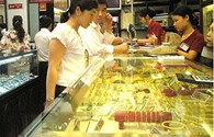 Giá vàng dao động quanh mức 44 triệu đồng/lượng