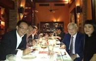 Tỉ phú George Soros bất ngờ xuất hiện tại Hà Nội