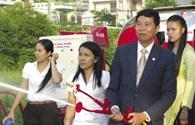 Kỹ sư Việt Nam phát minh máy chữa cháy mang sự an toàn cho thế giới