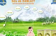 Các bà mẹ nghi sữa dê Danlait cho bé là hàng giả